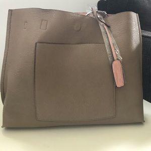 Street Level Reversible Bag